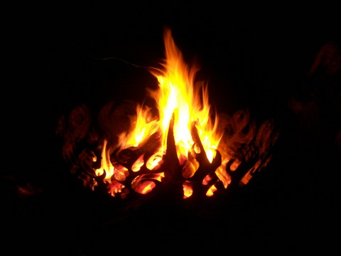 The Hidden Fire– On Hestia and Home Making