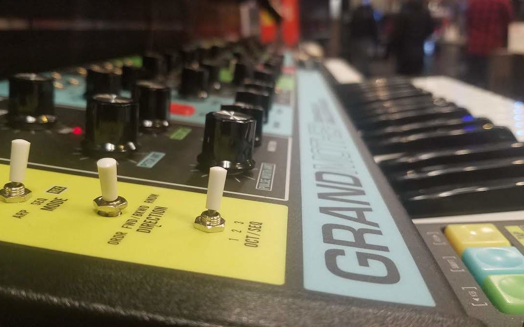 I NEED a Synthesizer.  (And other surprising thoughts in response to moving.)